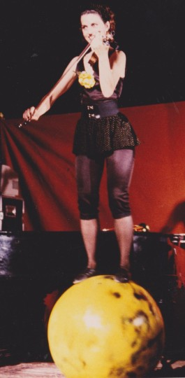Varieté Contrast tournée 1988