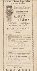 Circa 1900 affichette Frediani en Italie (con Rosa Bassi) 001