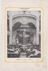 la revue du 214e regiment Sansous dit Marcellis échelle libre Reims