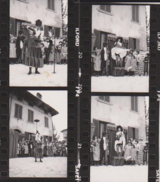 In piazza, l invierno...1982