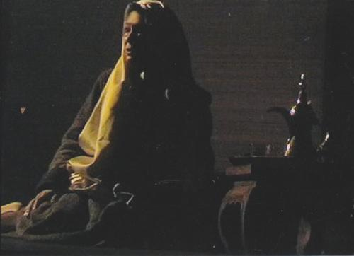 La comédienne Marie Gwenn interprète Faiza