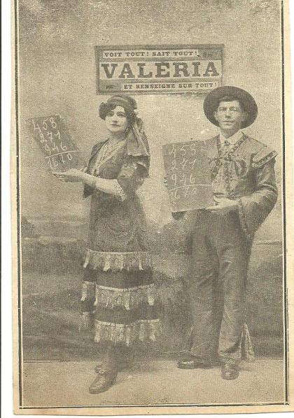 Oncle Léon et Tante Valéria (voyance)