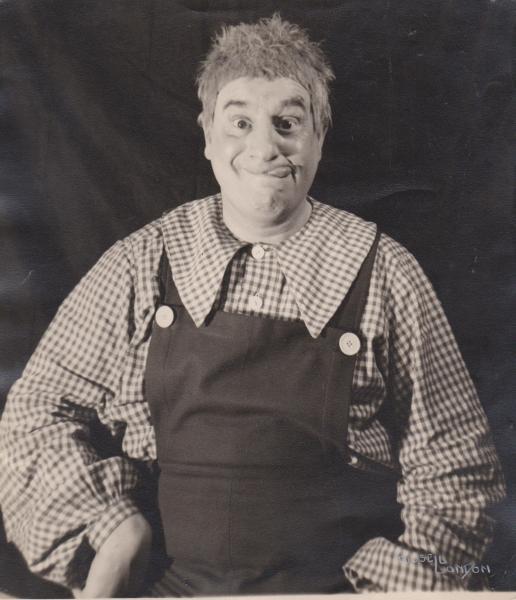Jimmy Wheeler  Mon Grand père anglais en 1947